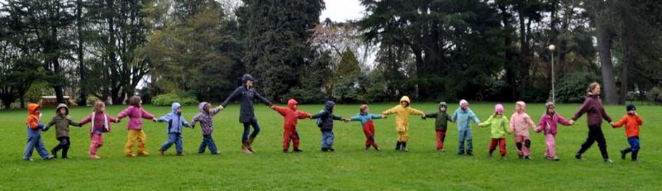 Bird Song Children\'s Garden   Olympia, WA 98502